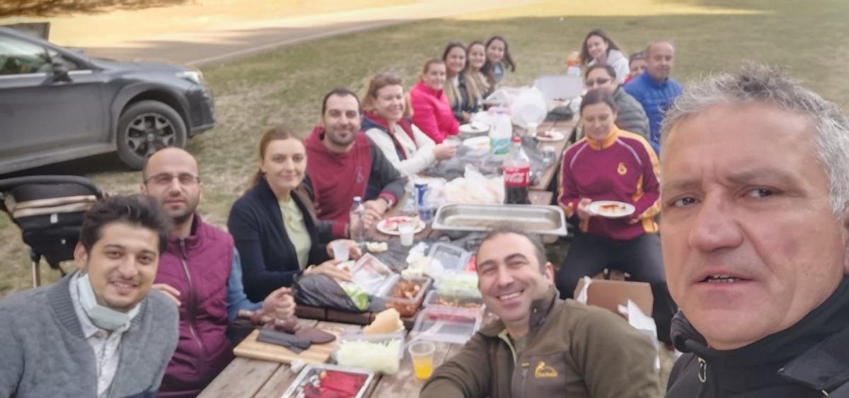 Piknik Organizasyonumuzu Gerçekleştirdik.