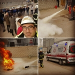 Arama Kurtarma, Tahliye, İlk Yardım ve Yangın Eğitimlerimizi, Tatbikatlarımızı Gerçekleştiriyoruz..